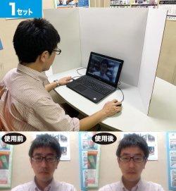 画像1: リモート映えパネル (飛沫防止パーテーション兼用) 1枚セット